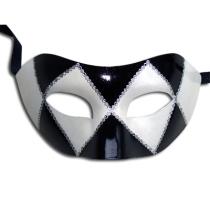 zwart-wit masker