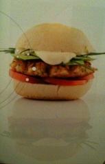 Kingkrab burger - Heikki Verdurme
