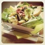 Aardappelsalade met kropsla