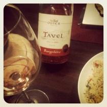 Rosé Tavel