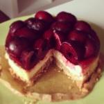 kersen cheesecake