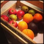 seizoensfruit maart